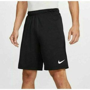 Nike Pro Men's Flag Football Gym Shorts - Black